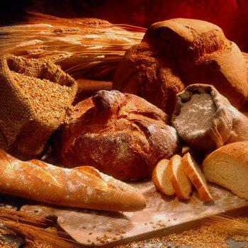 Sla jezelf om het af te leren brood te snoepen