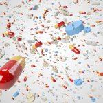 Bang om pillen te slikken?